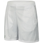 Babolat Men's Core 8 Tennis Short (White/White) - Babolat Tennis Apparel