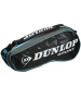 Dunlop Performance 3 Racquet Tennis Bag (Black/Blue) - Dunlop