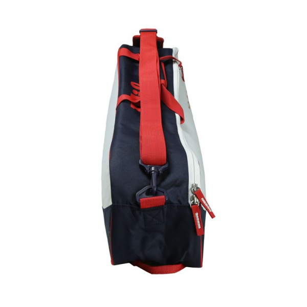 Wilson US Open 3 Pack Tennis Bag (Red/White/Blue)