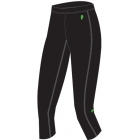 Prince Women's Capri Pant (Black) - Women's Outerwear Tennis Apparel