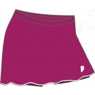 Prince Women's Skort (Berry/White) - Women's Skorts Tennis Apparel