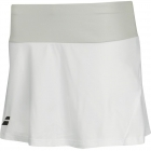 Babolat Women's Core Tennis Skirt (White/White) - Babolat Tennis Apparel