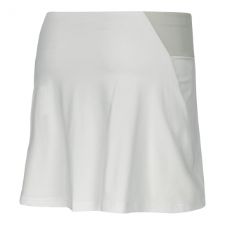Babolat Women's Core Tennis Skirt (White/White)