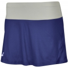 Babolat Women's Core Tennis Skirt (Estate Blue) - Babolat Tennis Apparel