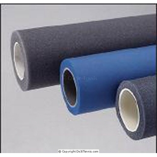 4 Inch D Blue PVA Foam Replacement Roller by Courtmaster