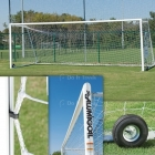 4 Inch Round Aluminum Goal, #SCGOAL1 - Sports Equipment
