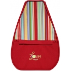 40 Love Courture Beach Towel Betsy  Backpack - 40 Love Courture Betsy Medium Tennis Bags