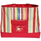 40 Love Courture Beach Towel  Tote - Tennis Tote Bags