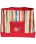 40 Love Courture Beach Towel  Tote - 40 Love Courture Violet Tennis Bags