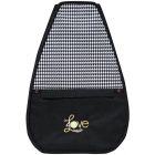 40 Love Courture Houndstooth Betsy Backpack - 40 Love Courture Betsy Medium Tennis Bags
