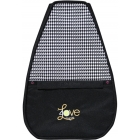 40 Love Courture Elizabeth Houndstooth  Backpack - 40 Love Courture Elizabeth Tennis Bags