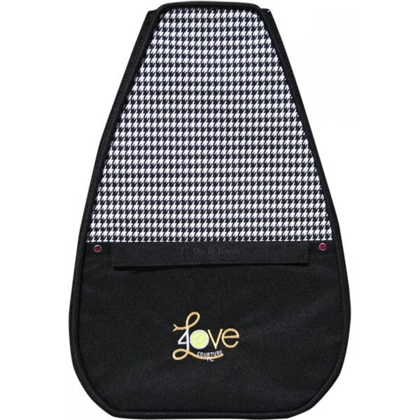 40 Love Courture Houndstooth Tennis Backpack