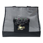 40 Love Courture Houndstooth  Tote - Tennis Tote Bags