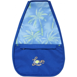 40 Love Courture Palm Breeze Betsy Tennis Backpack