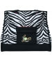 40 Love Courture Zebra  Tote - 40 Love Courture Violet Tennis Bags