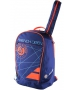 Babolat French Open Club Tennis Backpack (Blue/Orange) - Babolat Club Tennis Bags