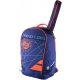 Babolat French Open Club Tennis Backpack (Blue/Orange) - Babolat Tennis Bags