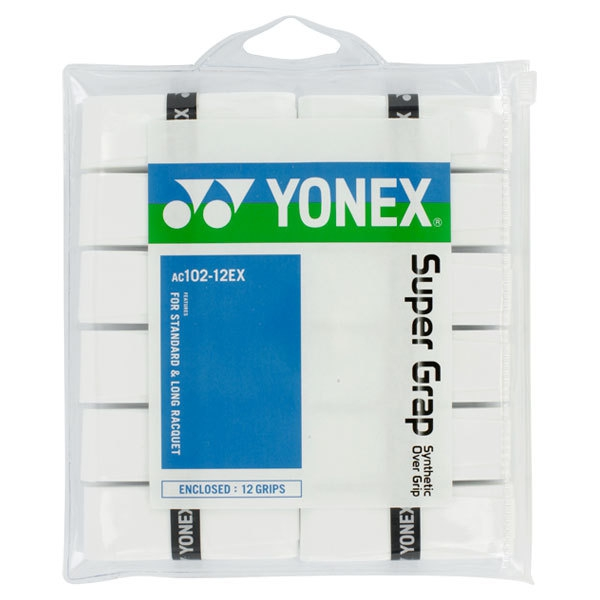 Yonex Super Grap 12-pack (Assorted Colors)