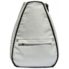 40 Love Courture White Croc Betsy Tennis Backpack - 40 Love Courture Tennis Bags