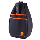 40 Love Courture Pickleball Backpack (Black/Orange) - Pickleball Paddles, Balls, Bags and Court Equipment