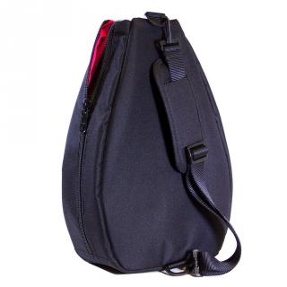40 Love Courture Pickleball Backpack (Black/Pink)