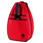 40 Love Courture Pickleball Backpack (Red)