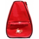 40 Love Courture Red Faux Elizabeth Tennis Backpack - 40 Love Courture Tennis Bags