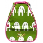 40 Love Courture Ellie Elephant Katie Children's Backpack - 40 Love Courture Katie Tennis Bags