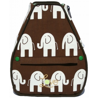 40 Love Courture Elliot Elephant Katie Children's Backpack