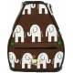 40 Love Courture Elliot Elephant Katie Children's Backpack - 40 Love Courture Tennis Bags