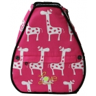 40 Love Courture Genevieve Giraffe Katie Children's Backpack - 40 Love Courture Katie Tennis Bags