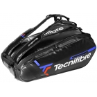 Tecnifibre Tour Endurance Pro 12R Tennis Bag (Black) - Tecnifibre Endurance Tennis Bags and Backpacks