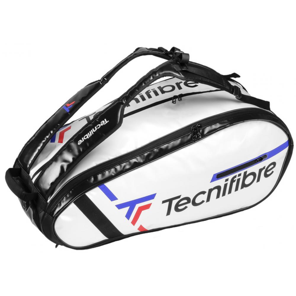 Tecnifibre Tour Endurance Pro 12R Tennis Bag (White)