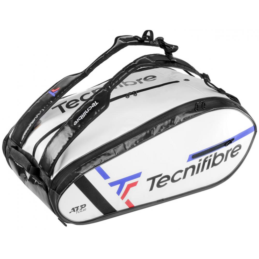 Tecnifibre Tour Endurance 15R Tennis Bag (White)