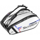 Tecnifibre Tour Endurance 15R Tennis Bag (White) - Tecnifibre Endurance Tennis Bags and Backpacks