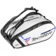 Tecnifibre Tour Endurance 15R Tennis Bag (White) - Tecnifibre Tennis Bags