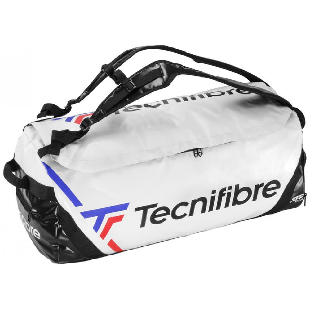 Tecnifibre Tour Endurance Rackpack XL Tennis Bag (White)