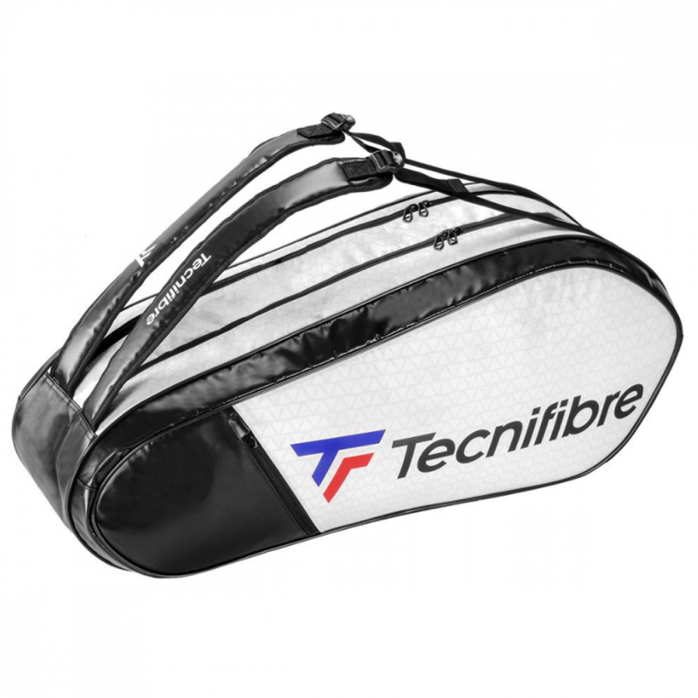 Tecnifibre Tour Endurance RS 6R Tennis Bag (White)