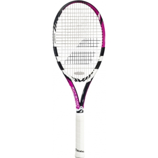 babolat drive lite tennis racquet black pink do it tennis. Black Bedroom Furniture Sets. Home Design Ideas