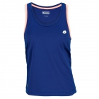 Lotto Women's Shela Tank (Navy/ White) - Lotto Tennis Apparel