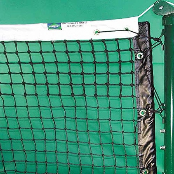 Edwards 42' 3.0mm Outback Dbl Center Tennis Net