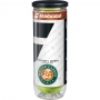 Babolat French Open / Rolland-Garros All Court Tennis Balls (Case)