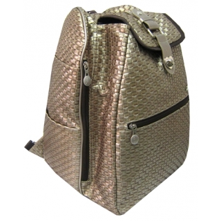 Jet Copper Weave Cooljet Tennis Bag