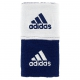 Adidas Interval Reversible Wristband-Small (Collegiate Navy/White) - Adidas Sports Headbands and Wristbands