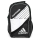 Adidas Barricade III Tour Racquet Backpack (Black/ White) - New Tennis Bags