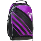 Adidas Barricade IV Tour Racquet Backpack (Black/ Pink/ White) - Tennis Bags on Sale