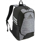 Adidas Stadium II Backpack (Onix Jersey/Black) - Adidas Tennis Bags