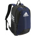 Adidas Stadium II Backpack (Navy) - Adidas Tennis Bags