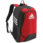 Adidas Stadium II Backpack (Red) - Adidas Tennis Bags