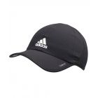 Adidas Men's Superlite Cap (Black/White) - Tennis Accessories